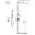 Душевая система Timo Briana SX-7139/03SM (черный матовый)