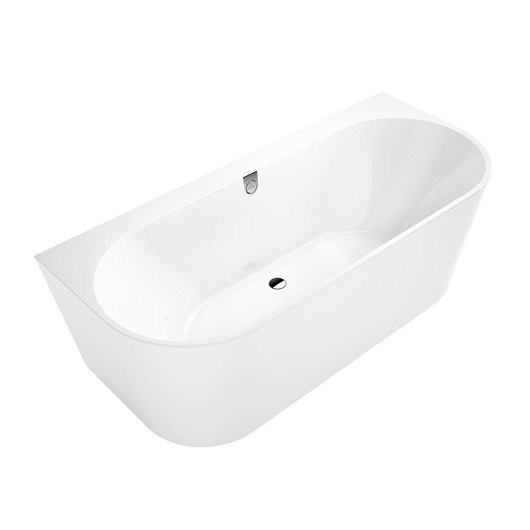 Ванна квариловая Villeroy & Boch Oberon 2.0 UBQ180OBR9CD00V-01 180х80 (белый Alpin)