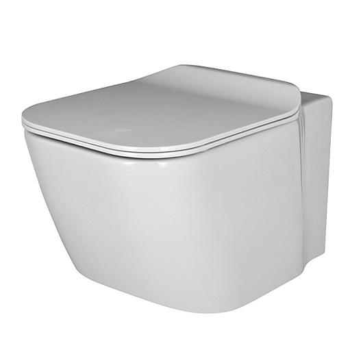 Чаша подвесного унитаза Noken Essence-C 100168088/N365850107 (белая)