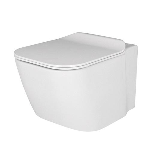 Чаша подвесного унитаза Noken Essence-C 100180514/N365850113 (белая матовая)