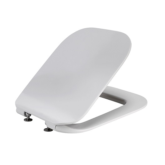 Сиденье с крышкой Noken Essence-C 100180520/N365850116 SoftClose (белое матовое)