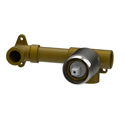 Скрытая часть смесителя для раковины Noken Tono 100203644/N199999116 (титан)