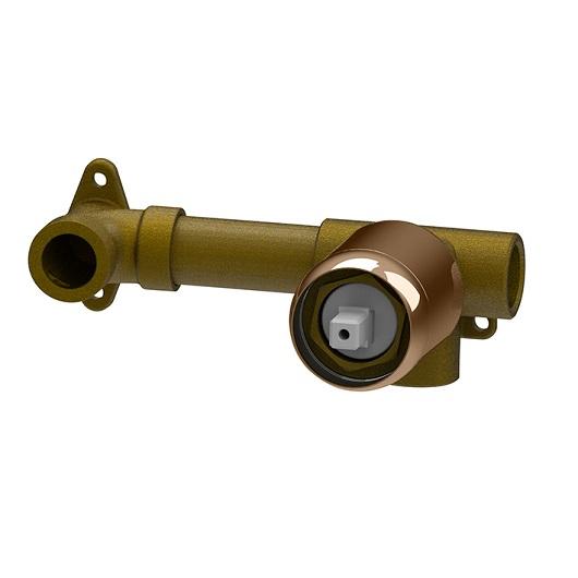 Скрытая часть смесителя для раковины Noken Tono 100203651/N199999117 (медь)