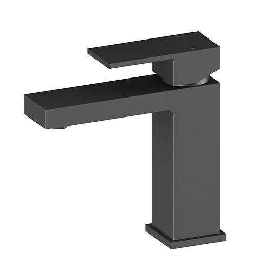 Смеситель для раковины Timo Selene 2061/03F (черный матовый)