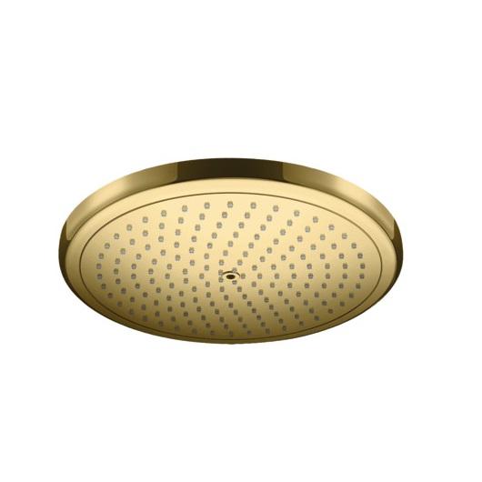 Верхний душ Hansgrohe Croma 280 26220990 (полированное золото)