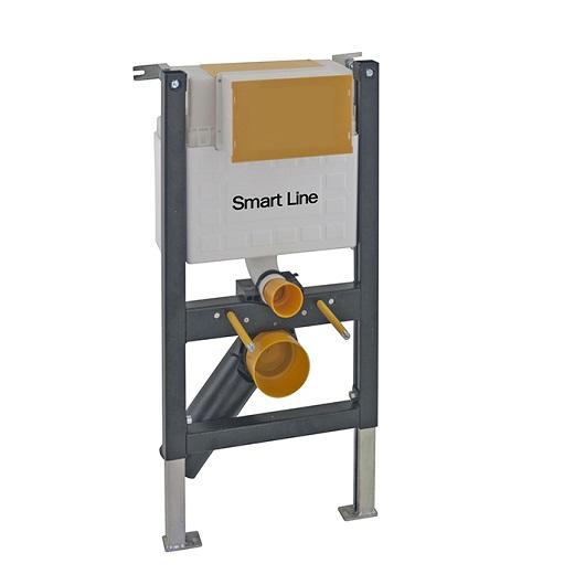 Инсталляция для подвесного унитаза Noken Smart Line 100168848/N386000055 низкая (высота 780 мм)