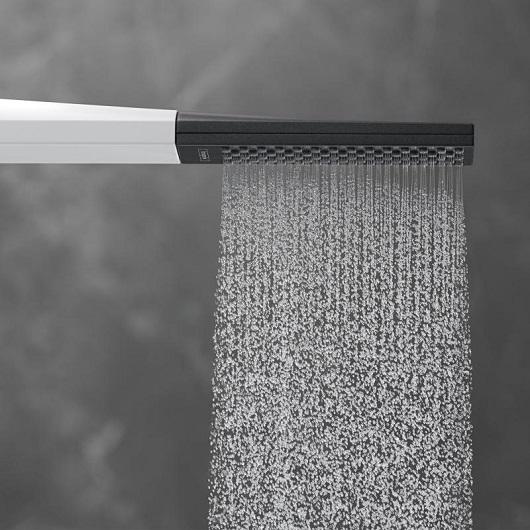Ручной душ Hansgrohe Rainfinity 100 1jet 26866700 (матовый белый)