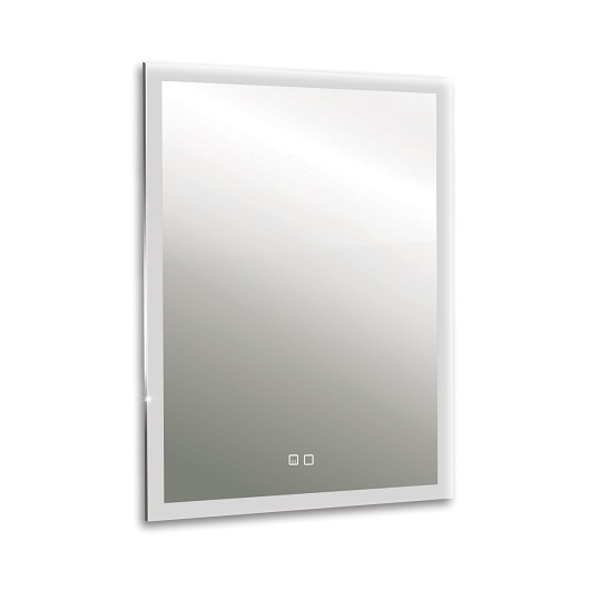 Зеркало Silver Mirrors Гуверт-2 LED-00002258 (600х800 мм, антипар)