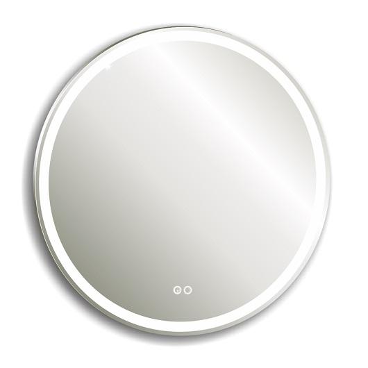 Зеркало Silver Mirrors Perla neo-2 LED-00002420 (770х770 мм, антипар)