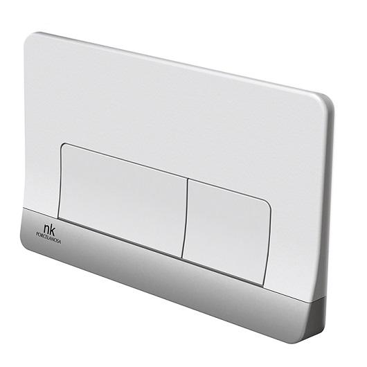 Клавиша смыва Noken Smart Line Forma 100173660/N386000061 (белая/хром)