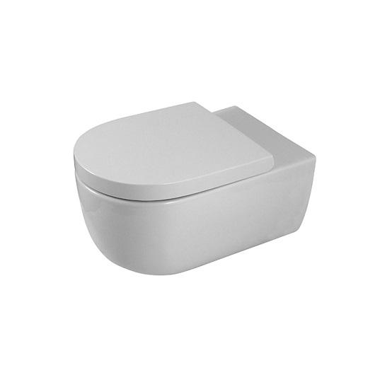 Чаша подвесного унитаза Noken Acro Compact Rimless 100251883/N390000065 безободковая