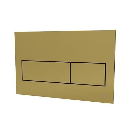Клавиша смыва Noken Smart Line Tono 100274739/N351780046 (золото)