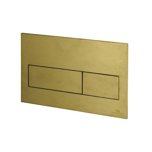 Клавиша смыва Noken Smart Line Tono 100274895/N351780049 (матовое золото)