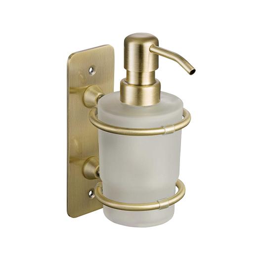 Дозатор жидкого мыла настенный Timo Nelson 160038/02 (antique)