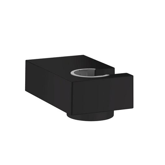 Душевой держатель Hansgrohe Porter E 28387670 (матовый черный)