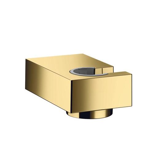Душевой держатель Hansgrohe Porter E 28387990 (полированное золото)