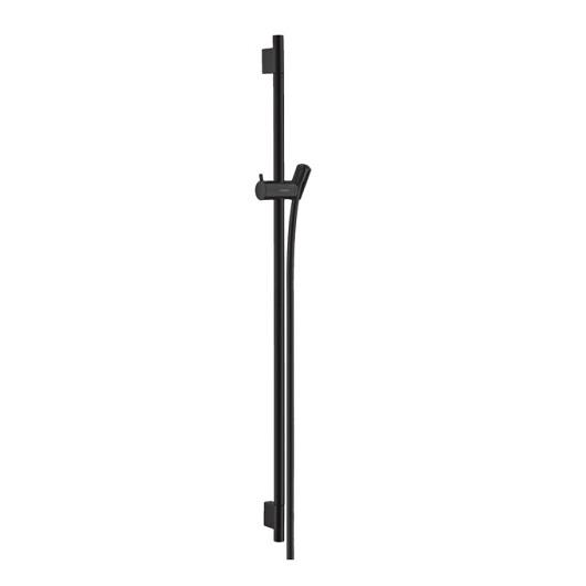 Штанга для душа Hansgrohe Unica S Puro 28631670 (900 мм, матовый черный)