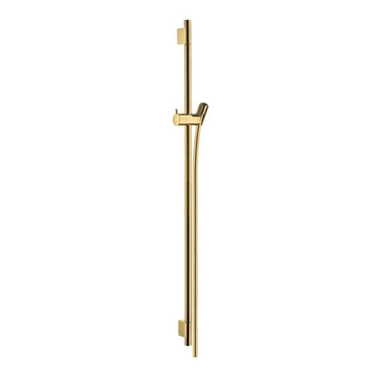 Штанга для душа Hansgrohe Unica S Puro 28631990 (900 мм, полированное золото)