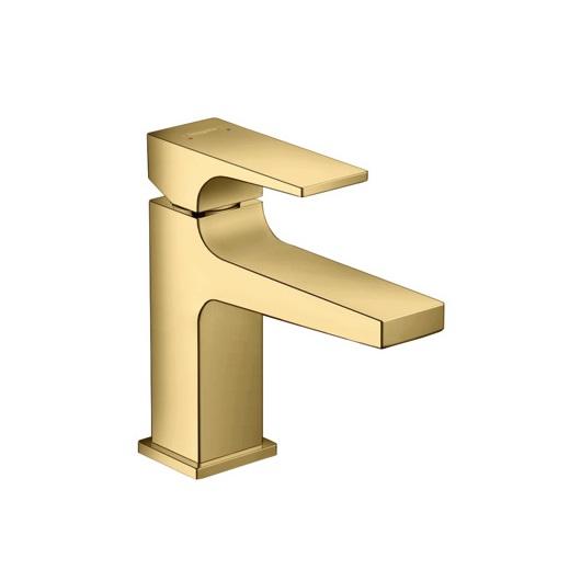 Смеситель для раковины Hansgrohe Metropol 32500990 (полированное золото)