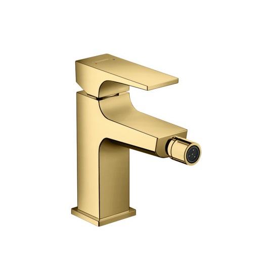 Смеситель для биде Hansgrohe Metropol 32520990 (полированное золото)