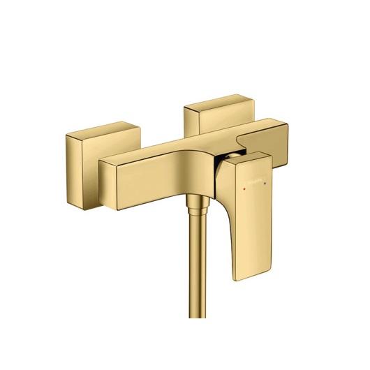 Смеситель для душа Hansgrohe Metropol 32560990 (полированное золото)