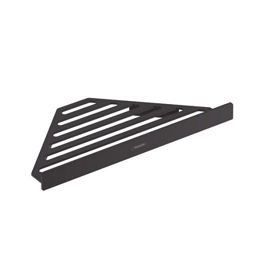 Угловая корзинка Hansgrohe AddStoris 41741670 (матовый черный)