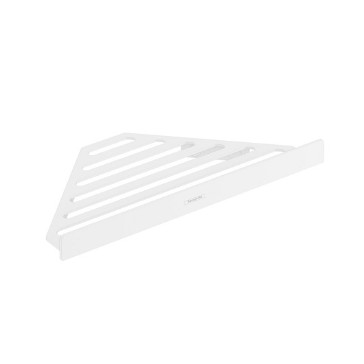 Угловая корзинка Hansgrohe AddStoris 41741700 (матовый белый)