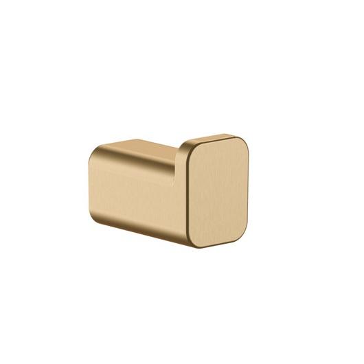 Крючок Hansgrohe AddStoris 41742140 (шлифованная бронза)