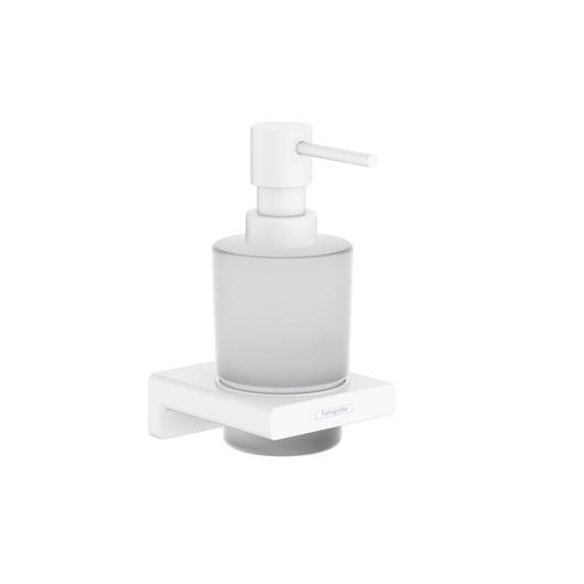 Диспенсер для жидкого мыла Hansgrohe AddStoris 41745700 (матовый белый)
