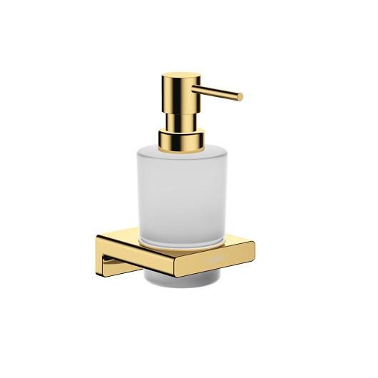 Диспенсер для жидкого мыла Hansgrohe AddStoris 41745990 (полированное золото)