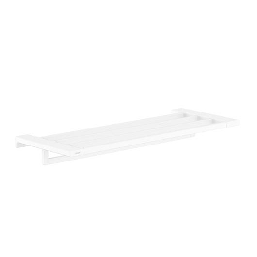 Полка для полотенец Hansgrohe AddStoris 41751700 (матовый белый)