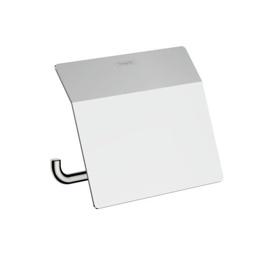 Держатель для туалетной бумаги Hansgrohe AddStoris 41753000