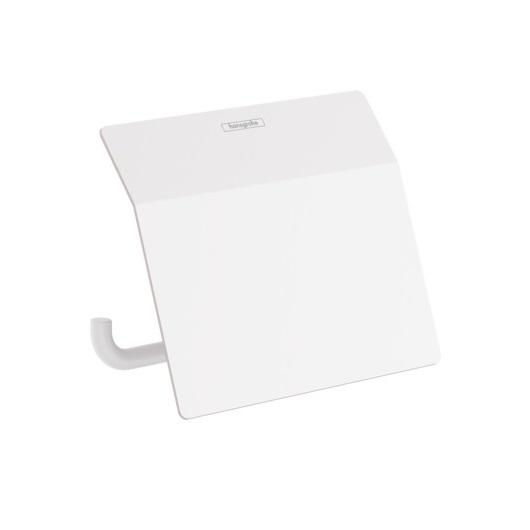 Держатель для туалетной бумаги Hansgrohe AddStoris 41753700 (матовый белый)