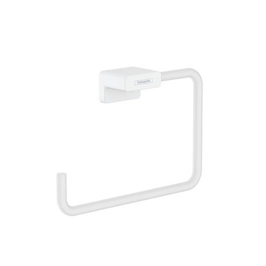 Полотенцедержатель Hansgrohe AddStoris 41754700 (матовый белый)