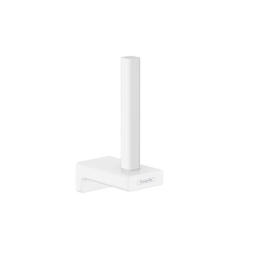 Держатель запасного рулона туалетной бумаги Hansgrohe AddStoris 41756700 (матовый белый)