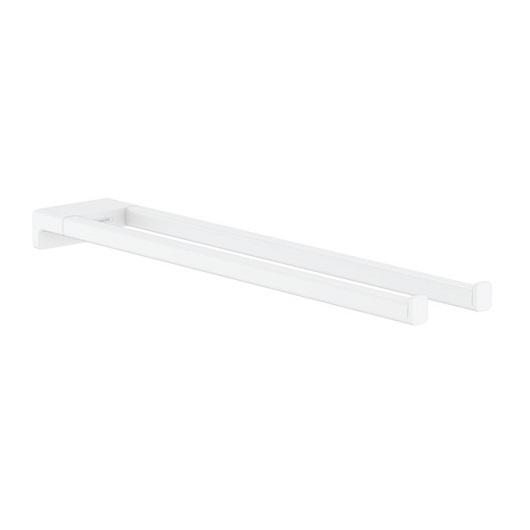 Полотенцедержатель Hansgrohe AddStoris 41770700 (445 мм, матовый белый)