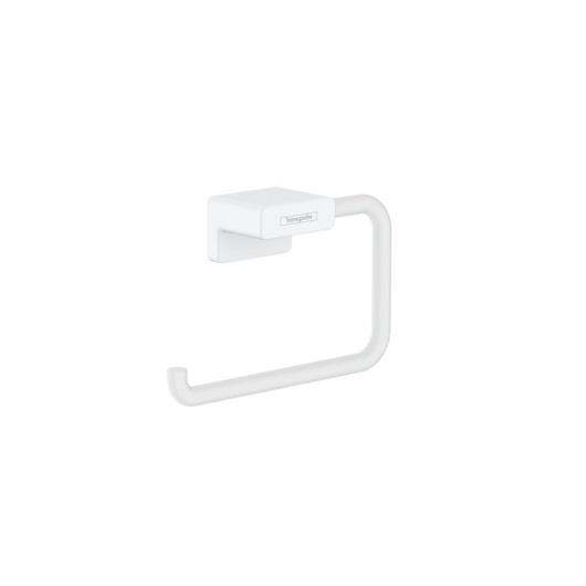 Держатель для туалетной бумаги Hansgrohe AddStoris 41771700 (матовый белый)