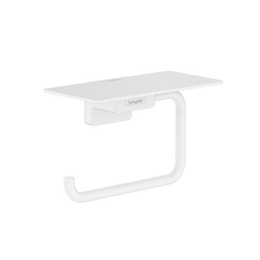 Держатель для туалетной бумаги Hansgrohe AddStoris 41772700 (матовый белый)