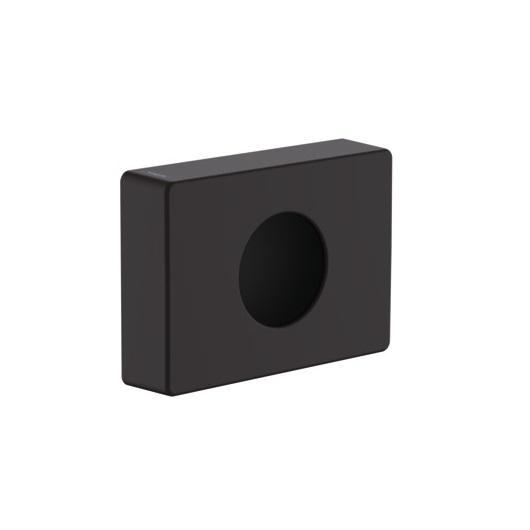Держатель гигиенических пакетов Hansgrohe AddStoris 41773670 (матовый черный)