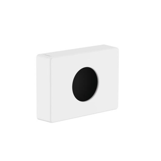 Держатель гигиенических пакетов Hansgrohe AddStoris 41773700 (матовый белый)