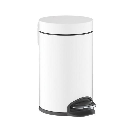 Ведро для мусора Hansgrohe AddStoris 41775700 (матовый белый)