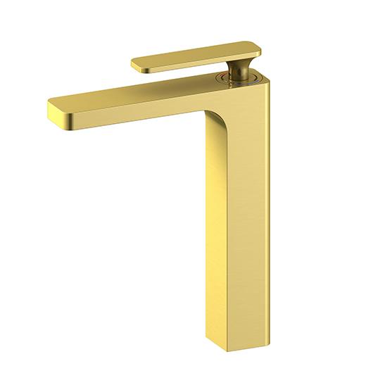 Смеситель для раковины Timo Torne 4311/17F (золото матовое)