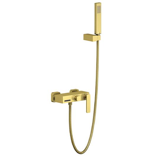 Смеситель для ванны Timo Torne 4314/17Y (золото матовое)