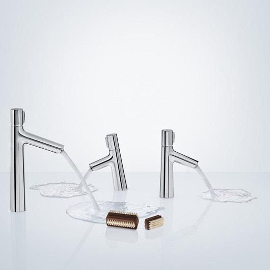 Смеситель для раковины Hansgrohe Talis Select S 72041000