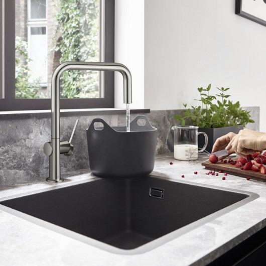 Смеситель для кухни Hansgrohe Talis M54 72806800 (под сталь)