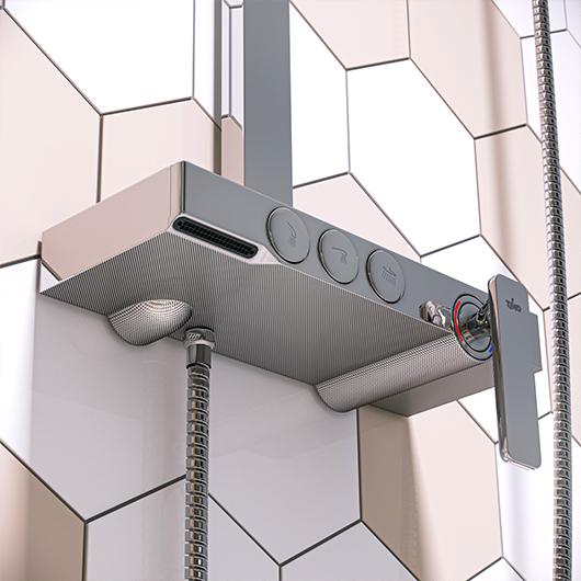 Душевая система Timo Torne SX-4310/00 (хром)