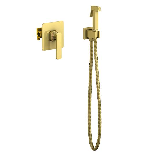 Гигиенический комплект Timo Torne 4389/17SM (золото матовое)